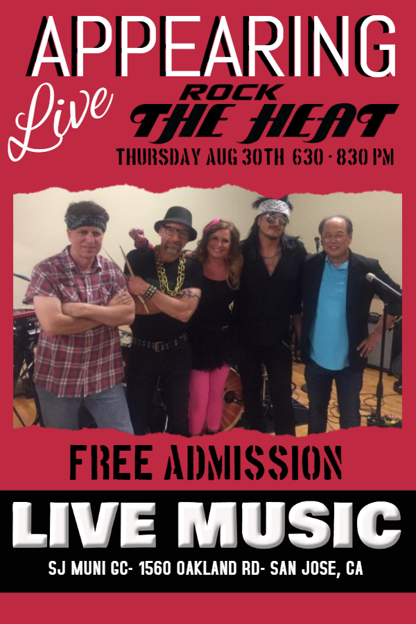 Rock the Heat Poster 18