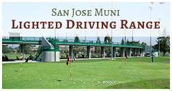 button lighted driving range